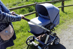 Turbo 6 kinderwagen im Test