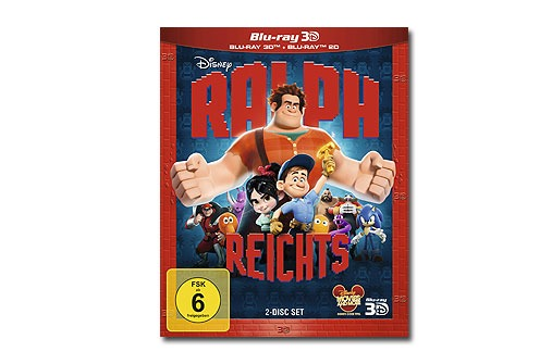 dvd f r kinder ralph reichts bilder. Black Bedroom Furniture Sets. Home Design Ideas