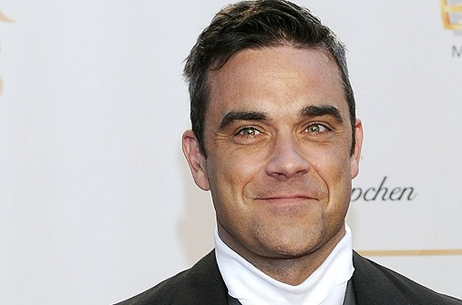 Prominente Väter: Robbie Williams ist Papa
