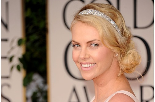 Prominente Mama: Charlize Theron