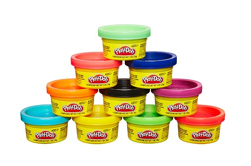 Coole Knete: Play-Doh Party Turm