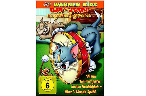 Kinderserien: Tom & Jerry