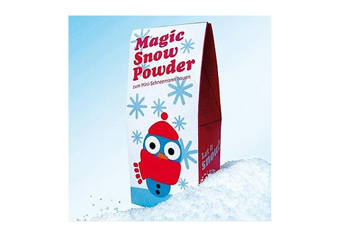 Nikolausgeschenke: Magic Snow Powder