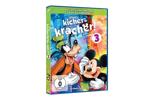 cartoons f r kinder auf dvd kicherkracher vol 3 bilder. Black Bedroom Furniture Sets. Home Design Ideas