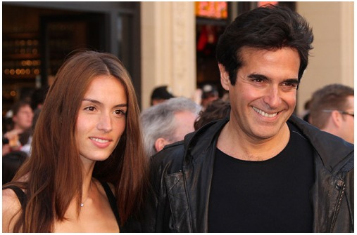 David Copperfield ist Vater