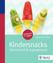 Cover Gesunde Kindersnacks