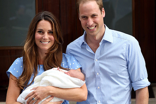 Prominente Mamas: Kate Middleton ist Mama!