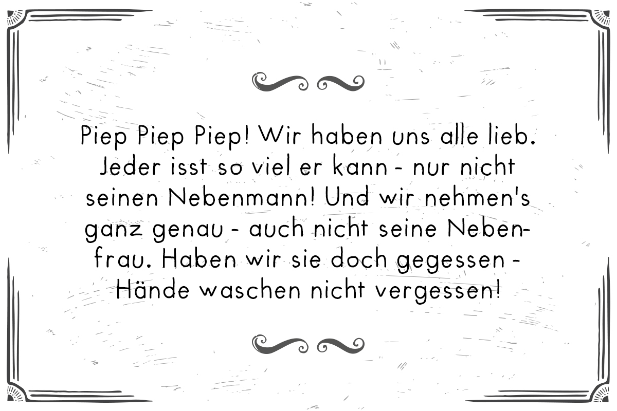 Etonnant Piep Piep Piep