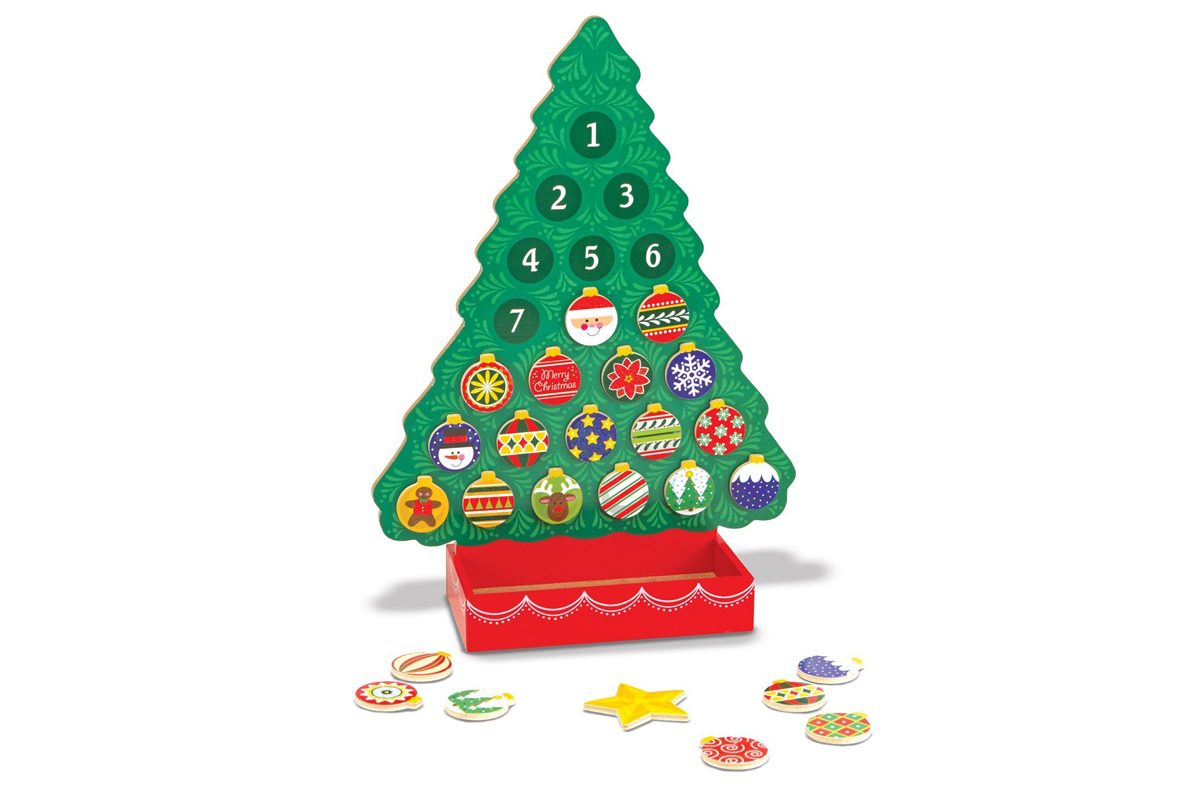 Countdown Adventskalender von Melissa & Doug