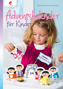 Adventskalender für Kinder - Cover
