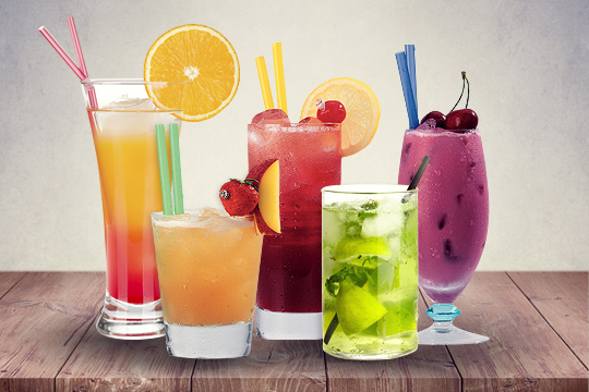 Man Non Alcoholic Drinks