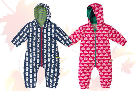 Bio Baby-Outdooroverall