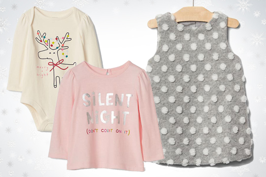 "Baby-Shirt ""Silent Night"""