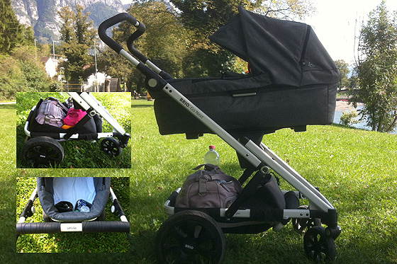 Britax Go Next im Test