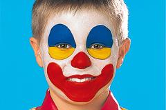 Clown schminken schritt 2 bilder - Clown schminken bilder ...
