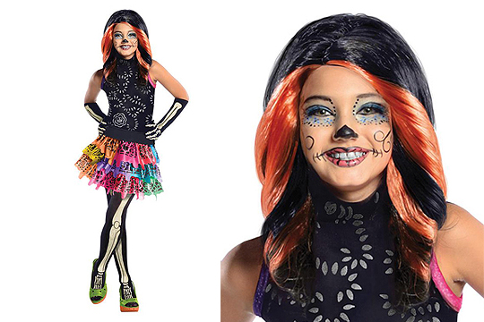 Faschingskostüm Monster High - Bilder - Familie.de