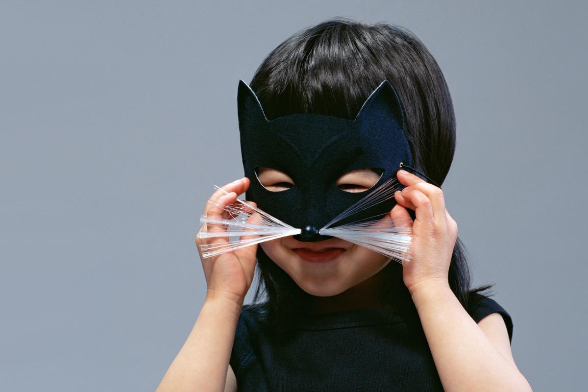 Masken selber machen: 5 Ideen für Faschingsmasken - Familie.de