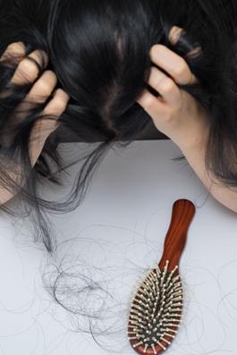 Haare wachsen nicht in der schwangerschaft