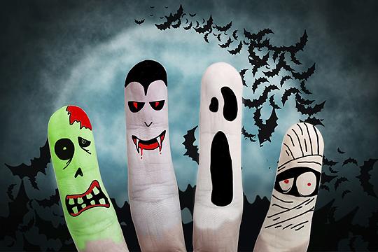 Halloween: Was Sie für Halloween basteln können - Familie.de