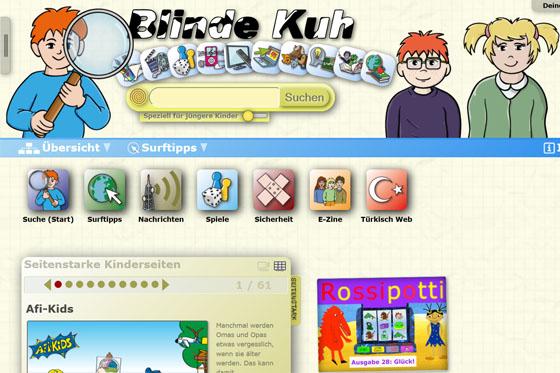 blinde kuh online spiele