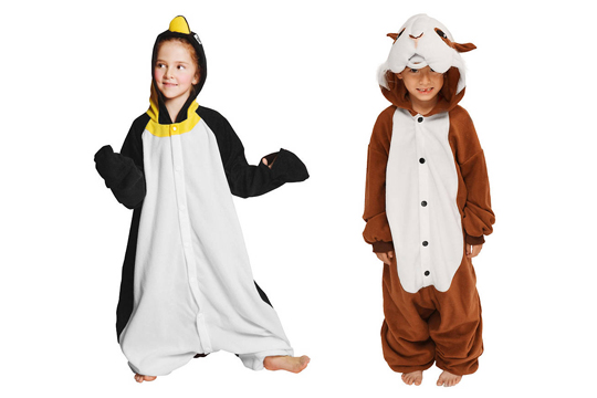 Cozy Suits für Kinder