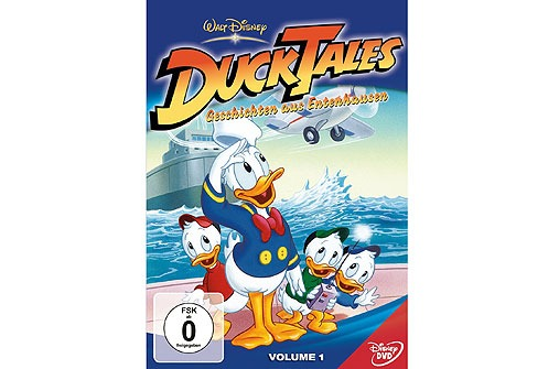 Kinderserien: DuckTales