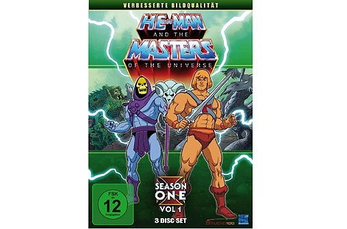 Kinderserien: He-Man