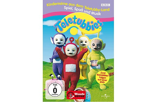 Kinderserien: Teletubbies