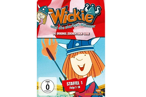 Kinderserien: Wickie