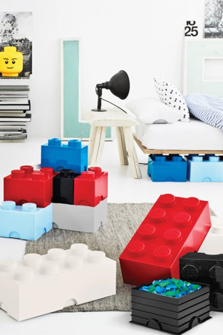 aufbewahrungsboxen f r lego bilder. Black Bedroom Furniture Sets. Home Design Ideas