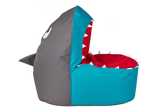 kindersitzsack beanbag sharky bilder. Black Bedroom Furniture Sets. Home Design Ideas