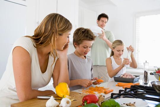 Healthy Food Choices Flyers
