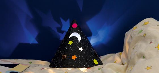 Kinderzimmer sternenhimmel  Sternenhimmel fürs Kinderzimmer basteln - Familie.de