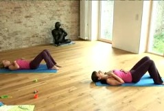 Video: Pilates mit Baby