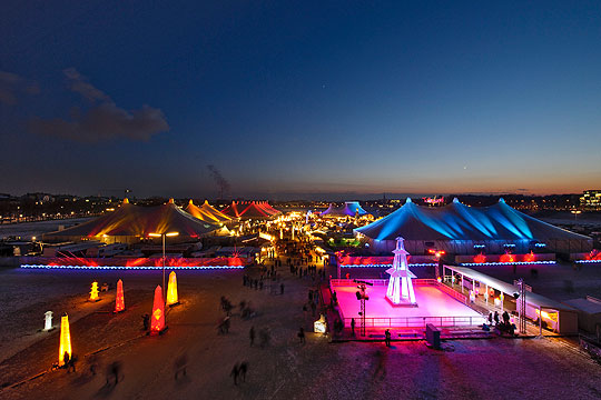 Tollwood in München
