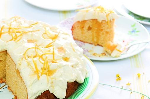 Mascarpone trockenkuchen