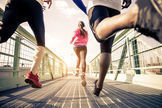 Schneller schwanger werden dank Sport