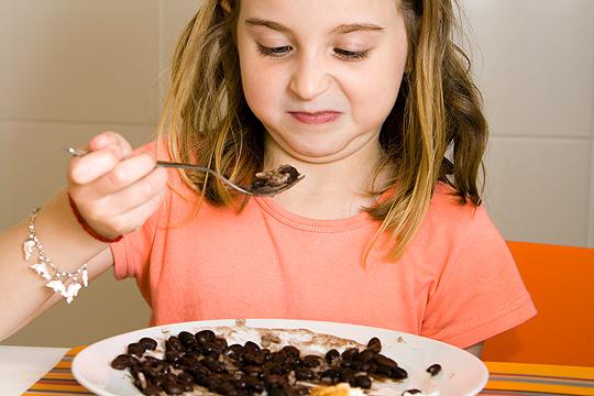 Mein Kind verweigert plötzlich Lebensmittel
