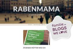 Lieblingsblogs: Rabenmama