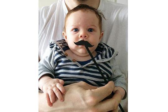 Lennard, 3 Monate