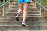 Bitte nicht: Treppen steigen & Abführmittel
