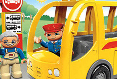 Babyspielzeug im Test: familie.de testst den Duplo Bus