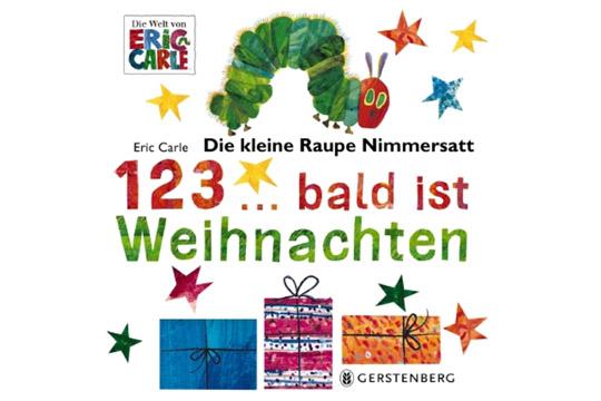 Kinderbücher Buchmesse: Die kleine Raupe Nimmersatt