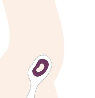 10. SSW: Das Baby hat die Embryonal-Phase abgeschlossen. Alle wichtigen Organe und Körperteile sind angelegt.