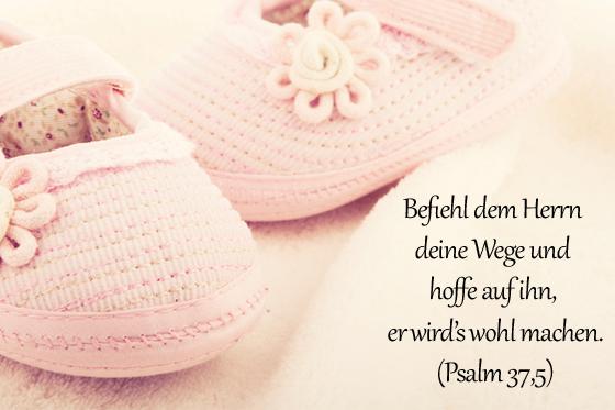 Taufsprüche: Psalm 37,5