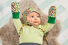 Babymütze nähen