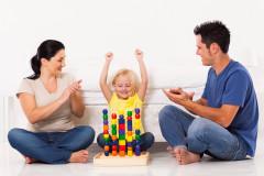 Kinder richtig loben