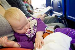 Fliegen mit Baby und Kind - entspannt und ohne Stress