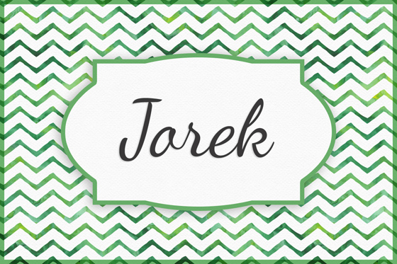 Seltene Jungennamen Jorek