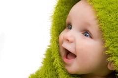 10 Gründe, warum Babys glücklich machen